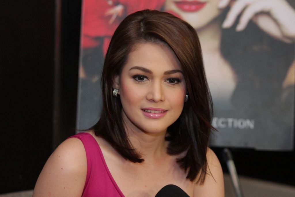 Cute! Bea Alonzo Hair