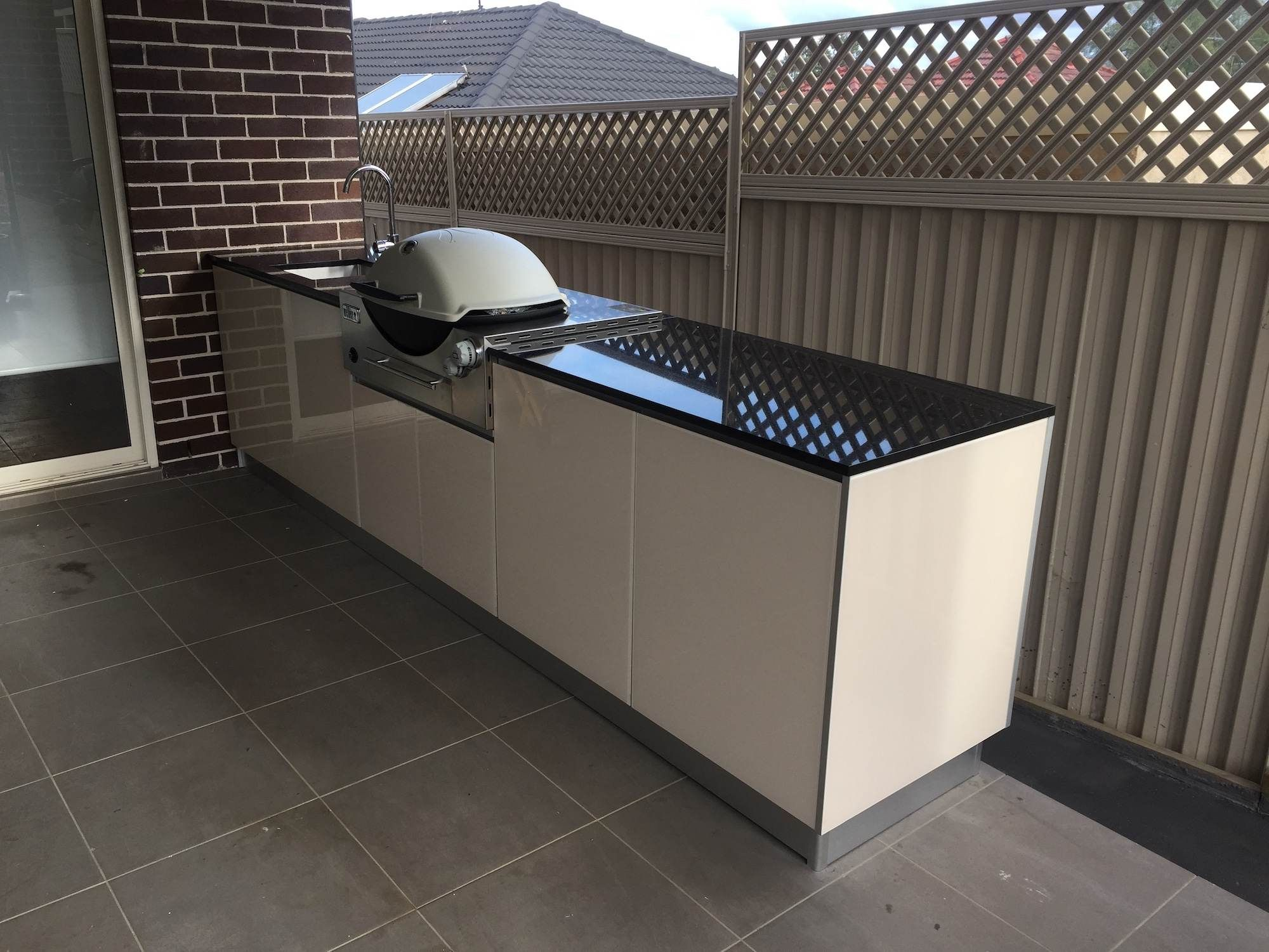 Buy Outdoor Kitchens and Beefeater BBQs and more