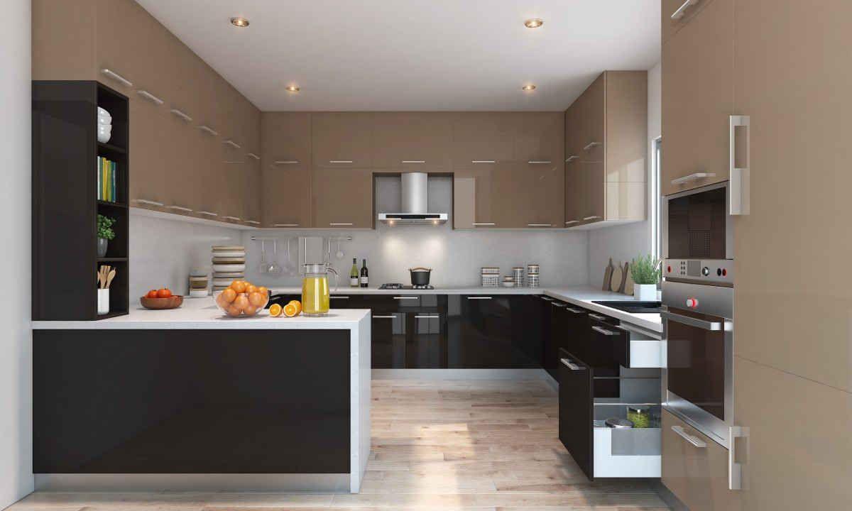 Best Clover U Shape Kitchen Kitchen Layout Remodel Bedroom 400 x 300
