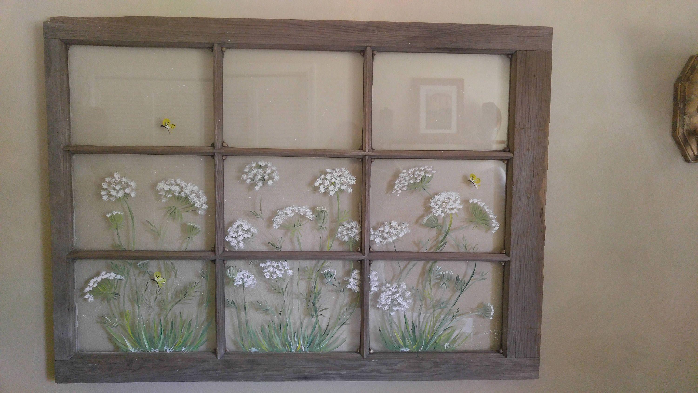 Order A Custom Window Heresold Windows Old Painted Window