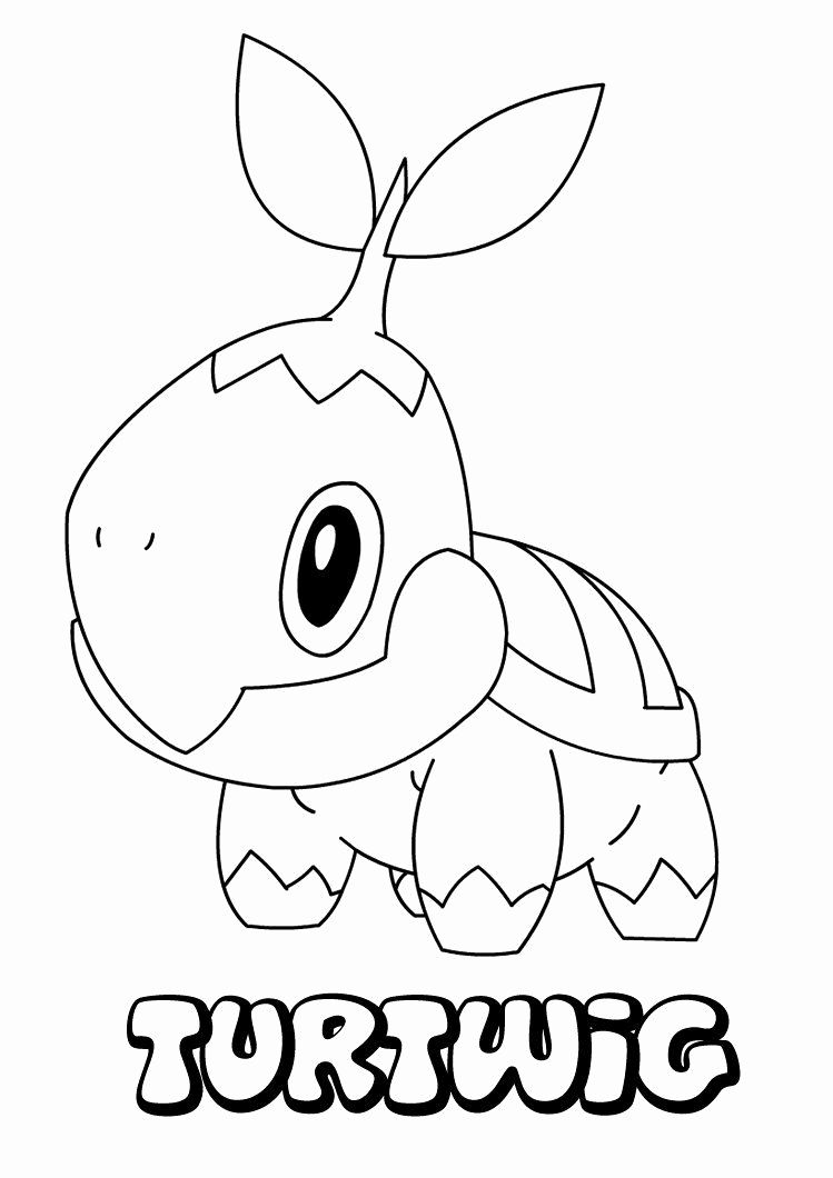 Coloring Pages for Kids New Pokemon in 2020 | Pokemon ...