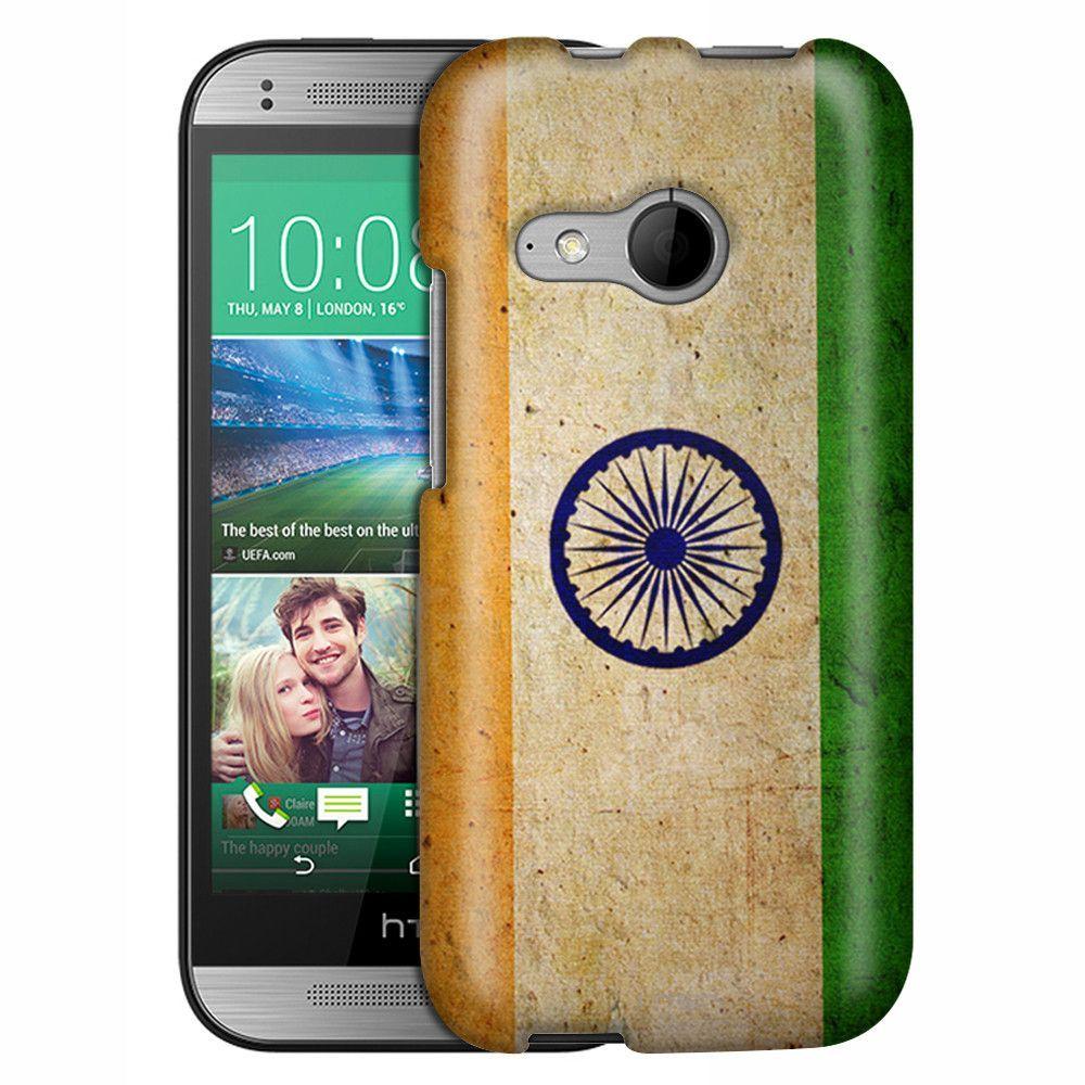 HTC One Remix Indian Vintage Flag Slim Case