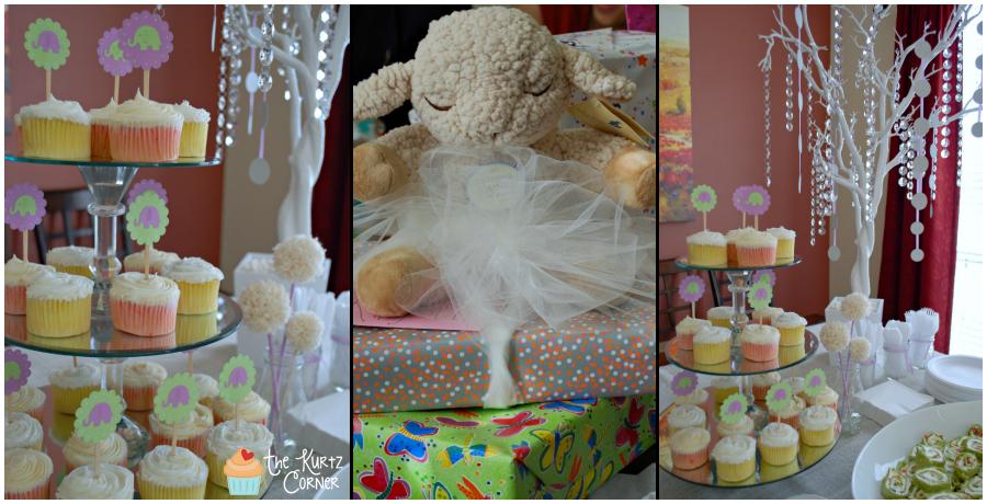 The Kurtz Corner Welcome Baby Cora Elephant Themed Baby Shower Welcome Baby Baby Shower Themes Baby Shower