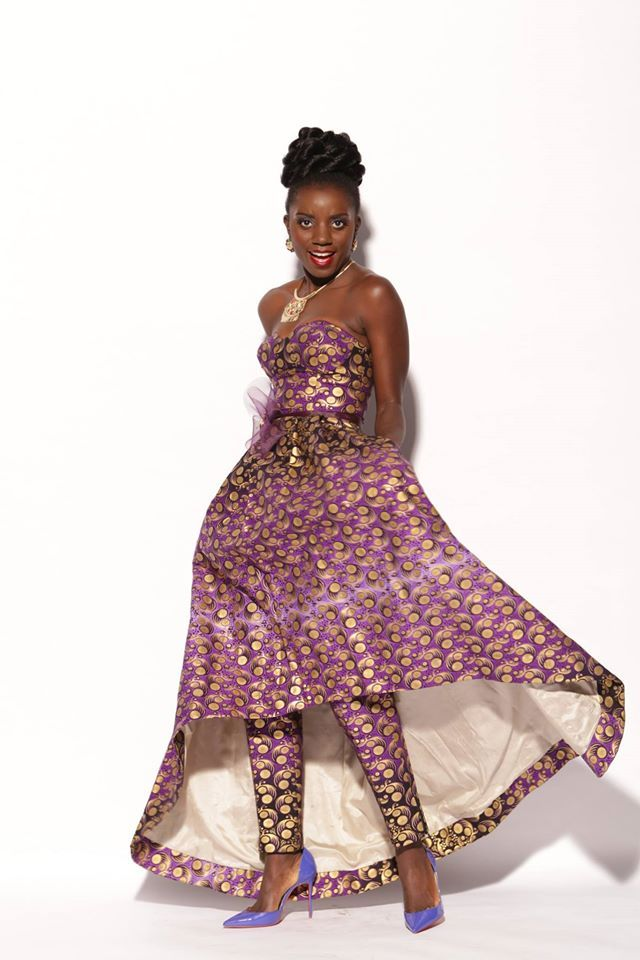 ANKARA FEST LA, Here is the magic created during our collaboration...