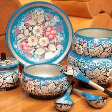 Many handicrafts are originated from the Vologda region. Wood Painting is of…