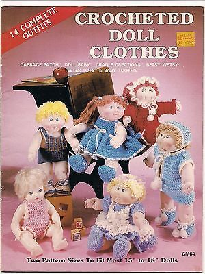 Knitting Patterns For Cabbage Patch Dolls Leisure Arts 6