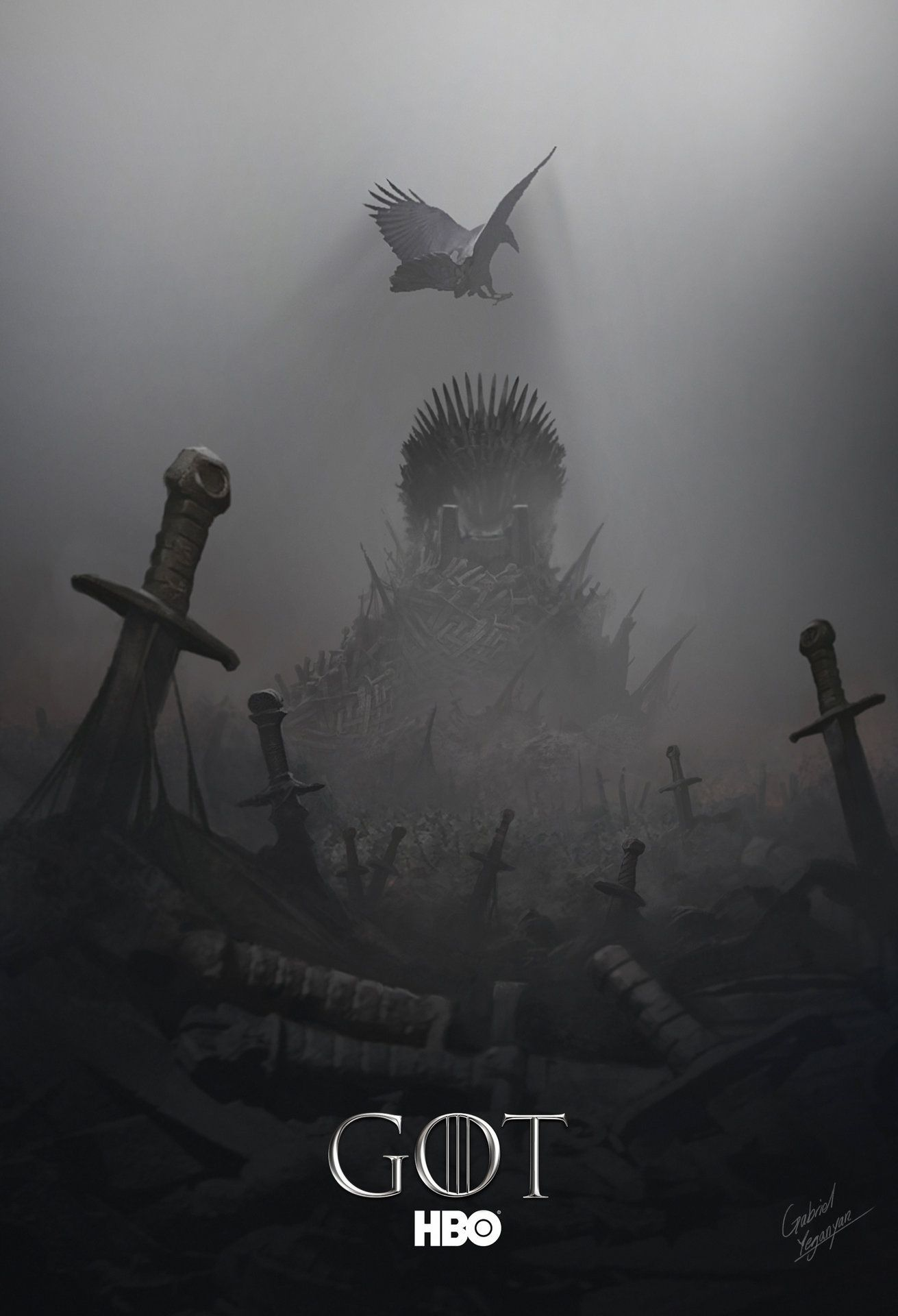 Of thrones game photo cover