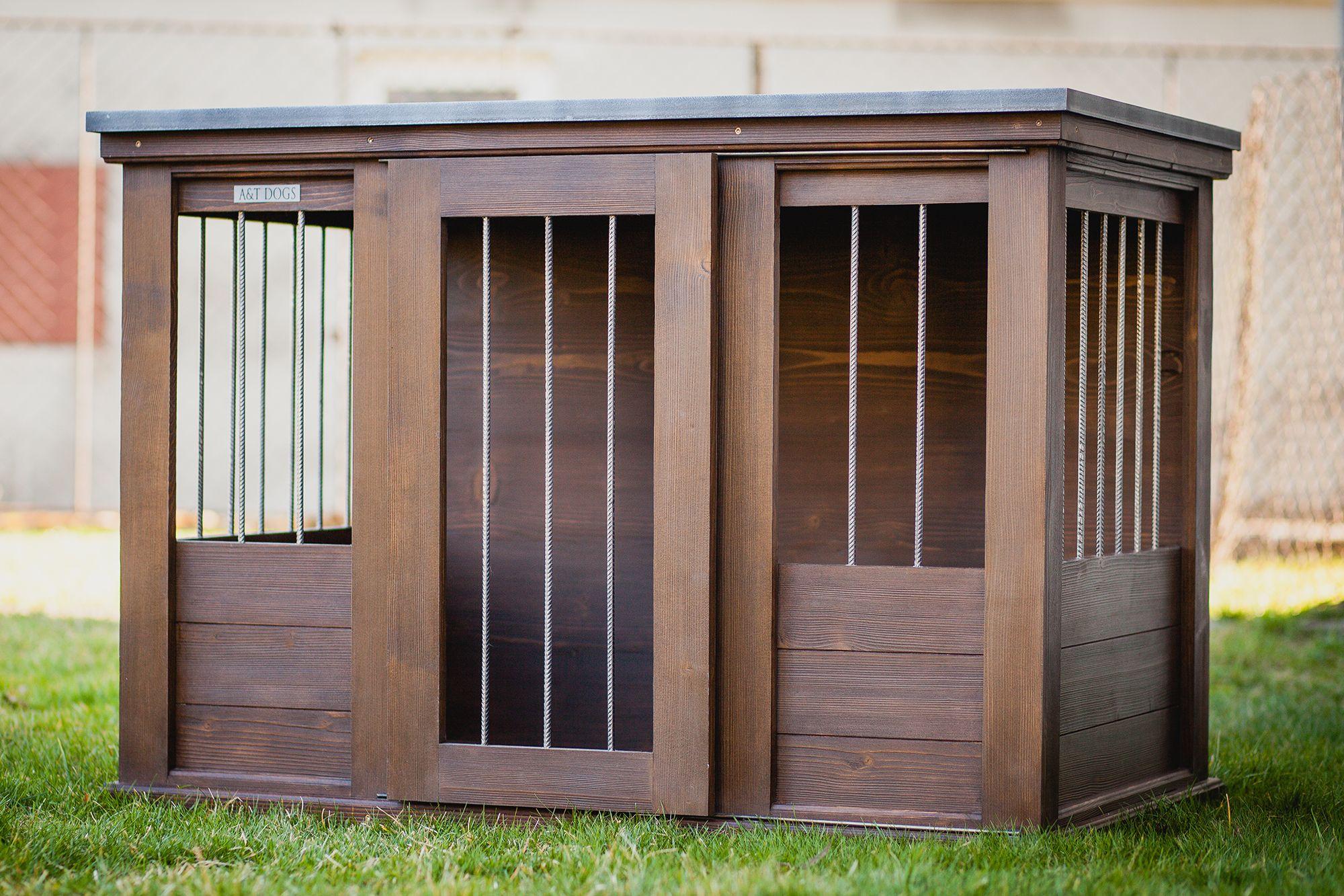 Mebel Klatka Dla Psa Duza Home Diy Tall Cabinet Storage House Design
