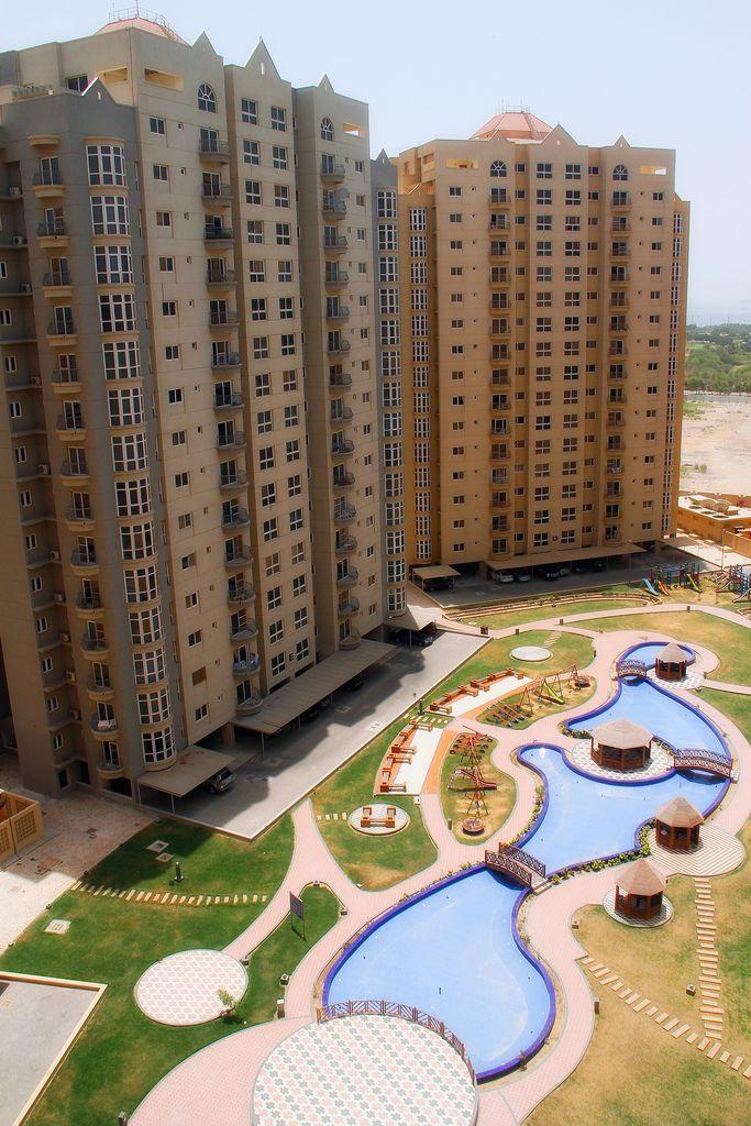 Creek Vistas Apartments Is A Part Of Mega Project Dha Karachi Named