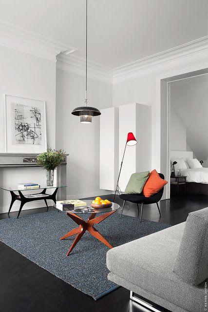 Die-Wohngalerie Tenbosch-Hotel - Eintauchen in skandinavisches - wohnzimmer modern eingerichtet
