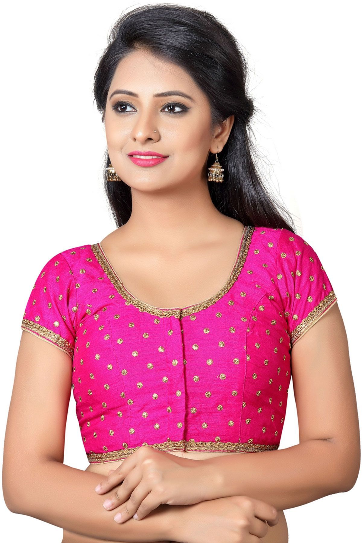 indian blouse resam design blouse light pink blouse readymade blouse saree blouse Banglori satin silk blouse fancy blouse