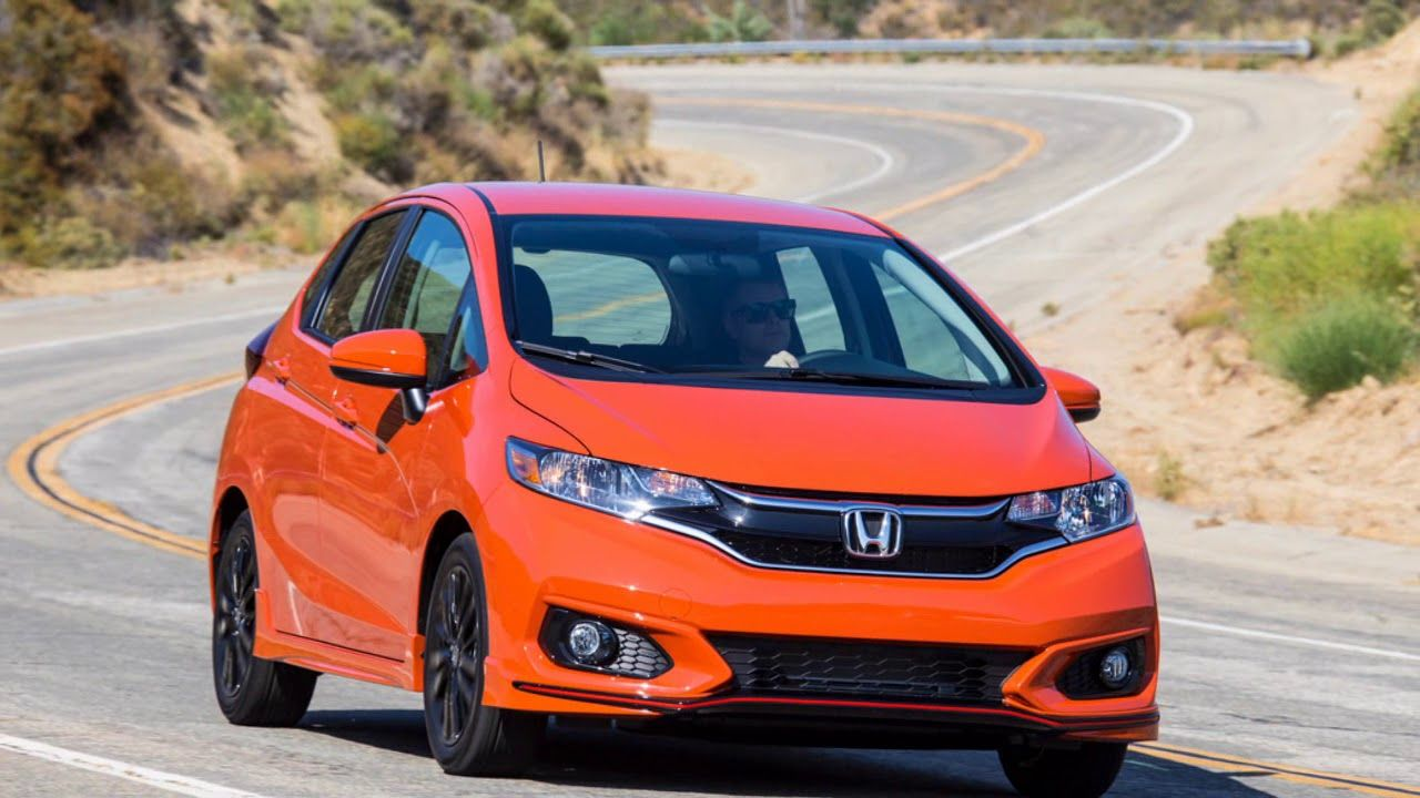 Pin on [HOT NEWS] 2019 Honda Fit Crash Test And Safety