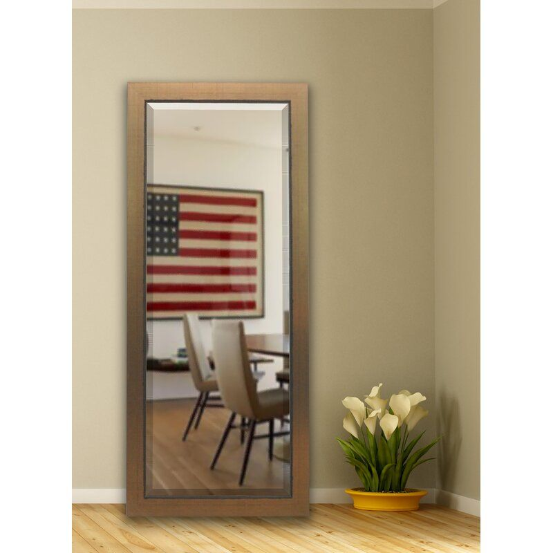 Doylestown Traditional Accent Mirror Floor Mirror Body Mirror Tall Wall Mirrors