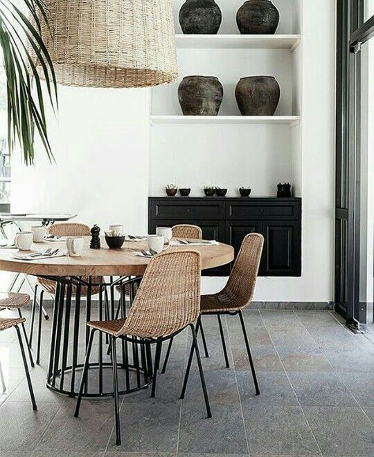 Dining Room Light Pendant Inspiration Wicker ChairsRattan