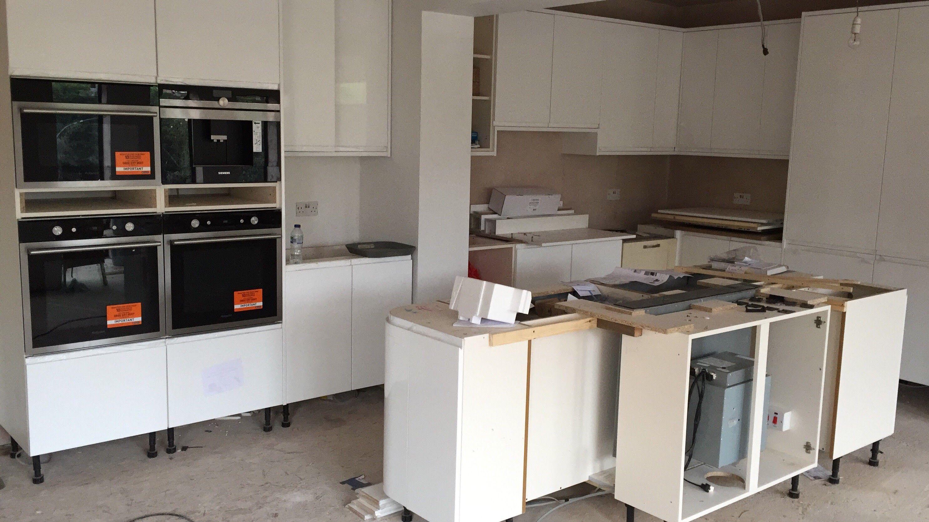 unfinished kitchen kitchen kitchen cabinets kitchen home decor rh pinterest ch