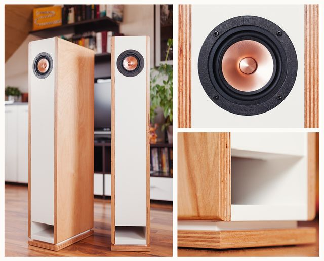 Tuby CHR Speakers Pinterest Lautsprecher, Diy lautsprecher