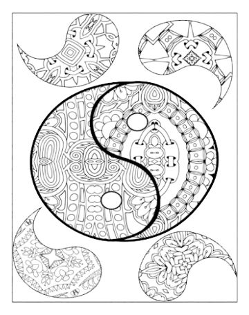 Free Printable Adult Coloring Pages | | coloreando | Pinterest ...