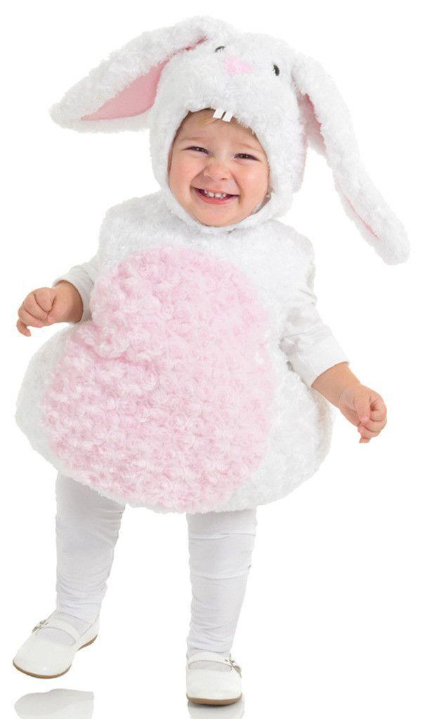 Rabbit Toddler/Child Costume Children costumes, Rabbit and Costumes - toddler girl halloween costume ideas
