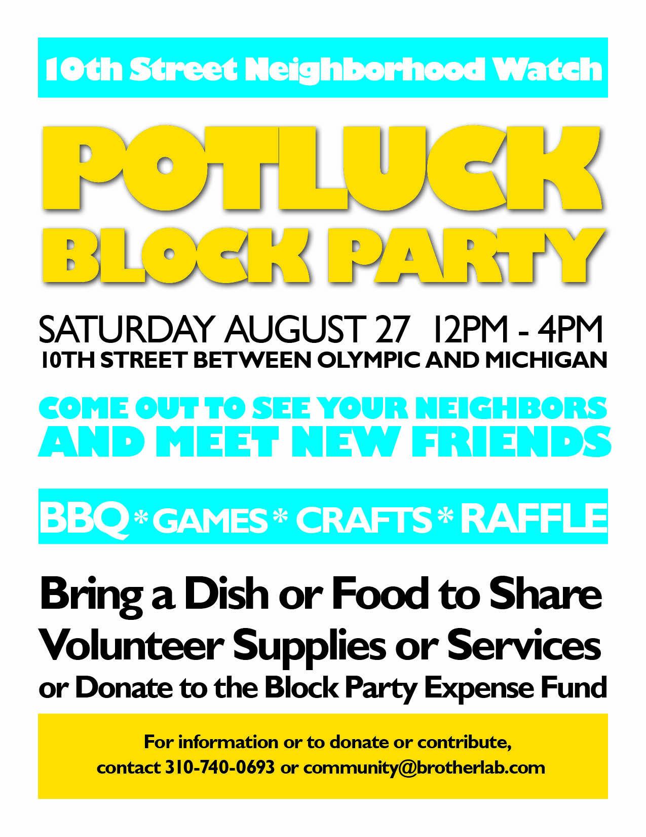 block party invite wording - Google Search | Block Party! | Pinterest