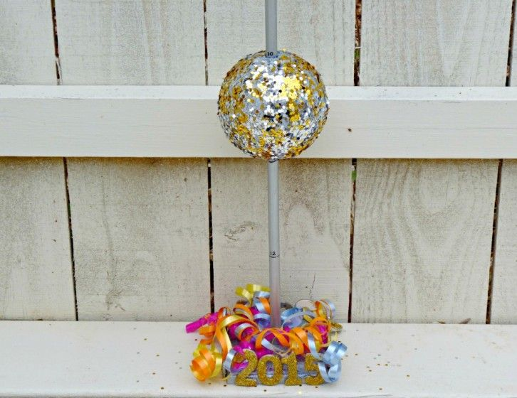 New Year's Eve fun ideas- DIY ball drop and edible ones ...