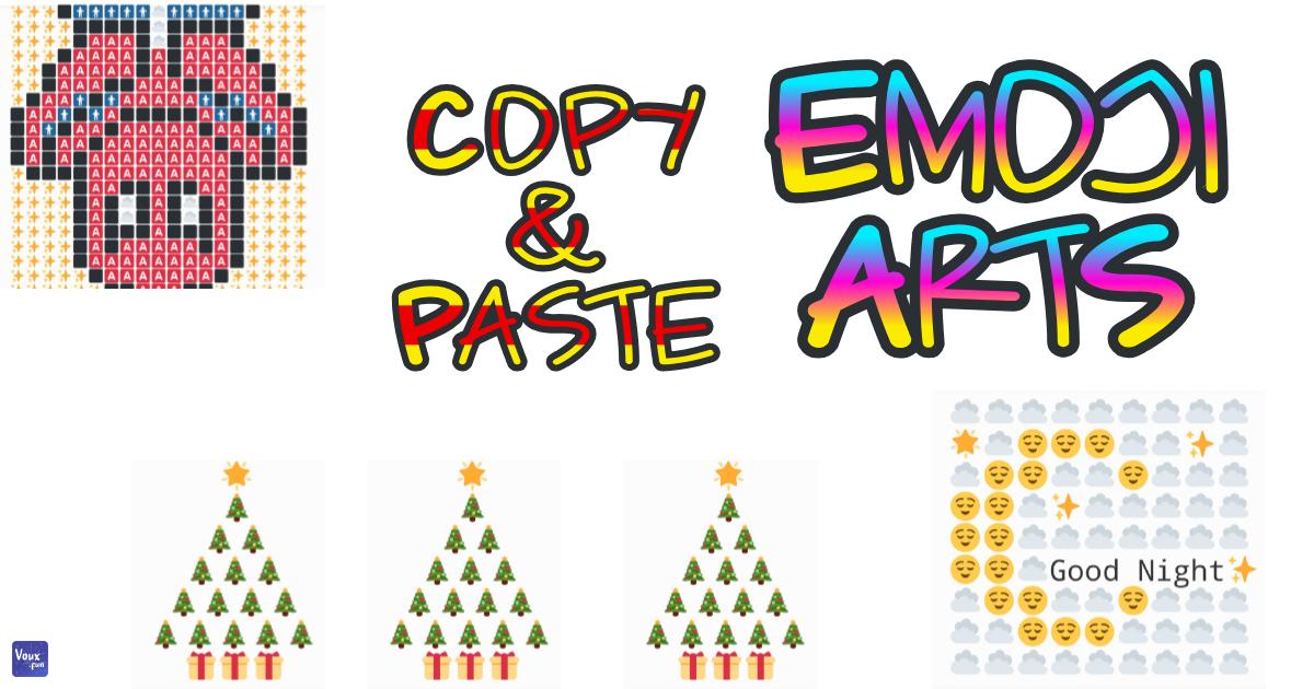 Emoji art love whatsapp Emoji Art