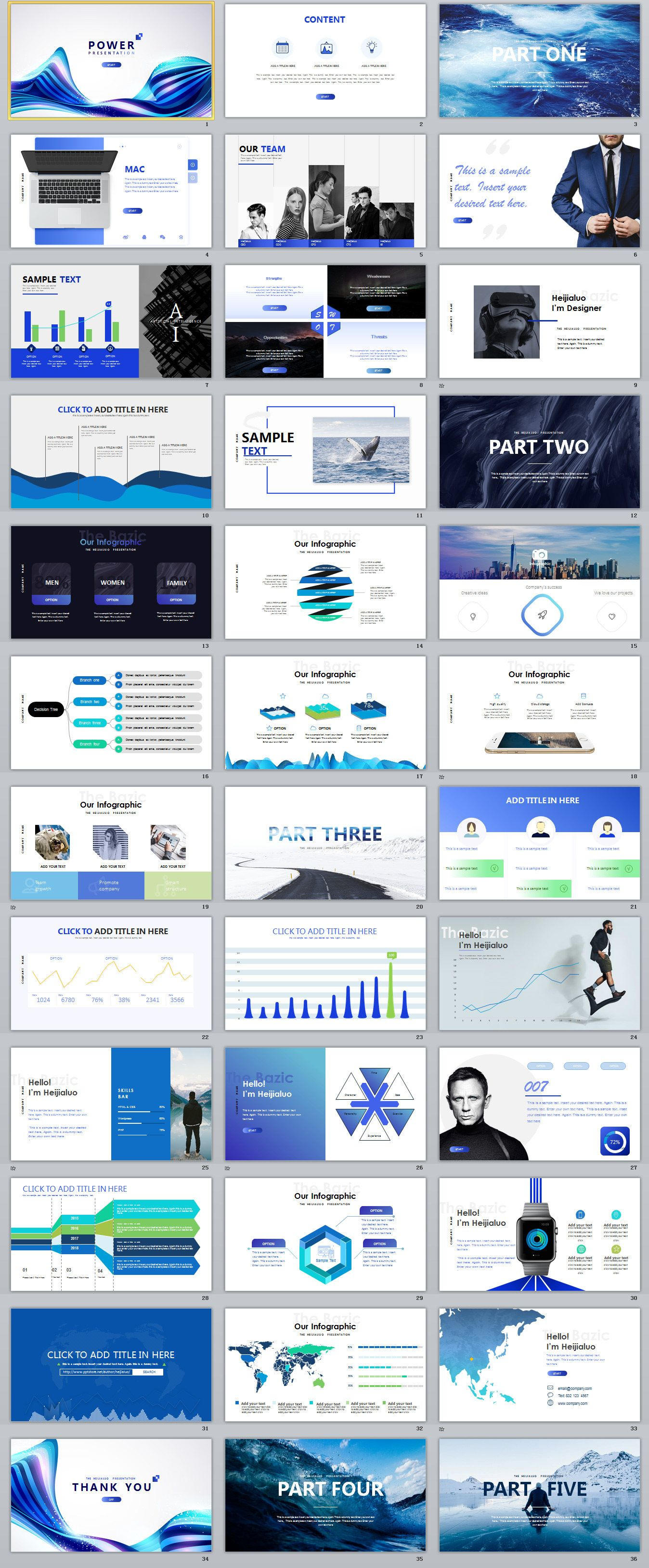 tech mobile powerpoint presentations templates powerpoint