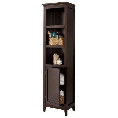 Target Book Shelf threshold™ carson narrow bookcase with storage target $159.99