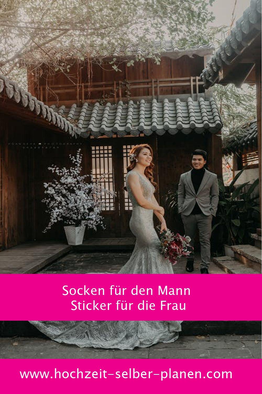 Socken Fur Den Mann Sticker Fur Die Frau Hochzeit Hochzeit Morgen Hochzeit Lustig