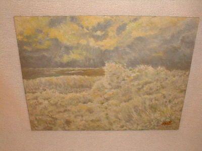 art painting oil board ocean storm scene signed Mazzi https://t.co/x1BWtXSqh4 #Homedecor https://t.co/wZLpndzWVQ