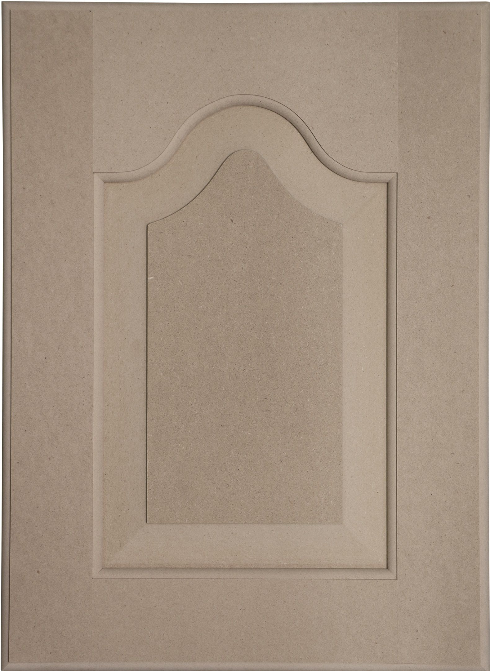 Raised Cathedral Custom Cabinet Doors