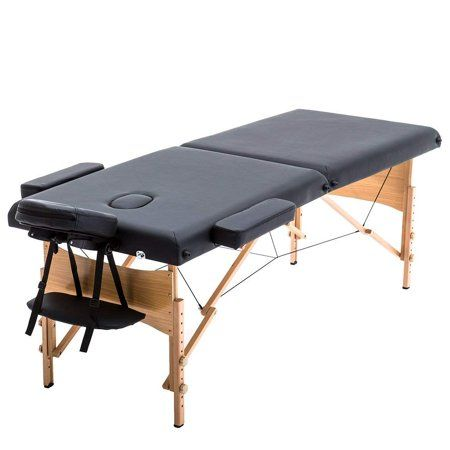 portable massage table folding 84 professional massage bed with rh pinterest com