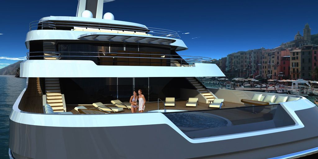 Steven Spielberg Yacht Seven Seas With Images Luxury Yachts