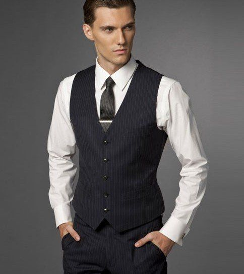 Men Suits | Better Menswear | Clothing | Pinterest | Vests, The o ...