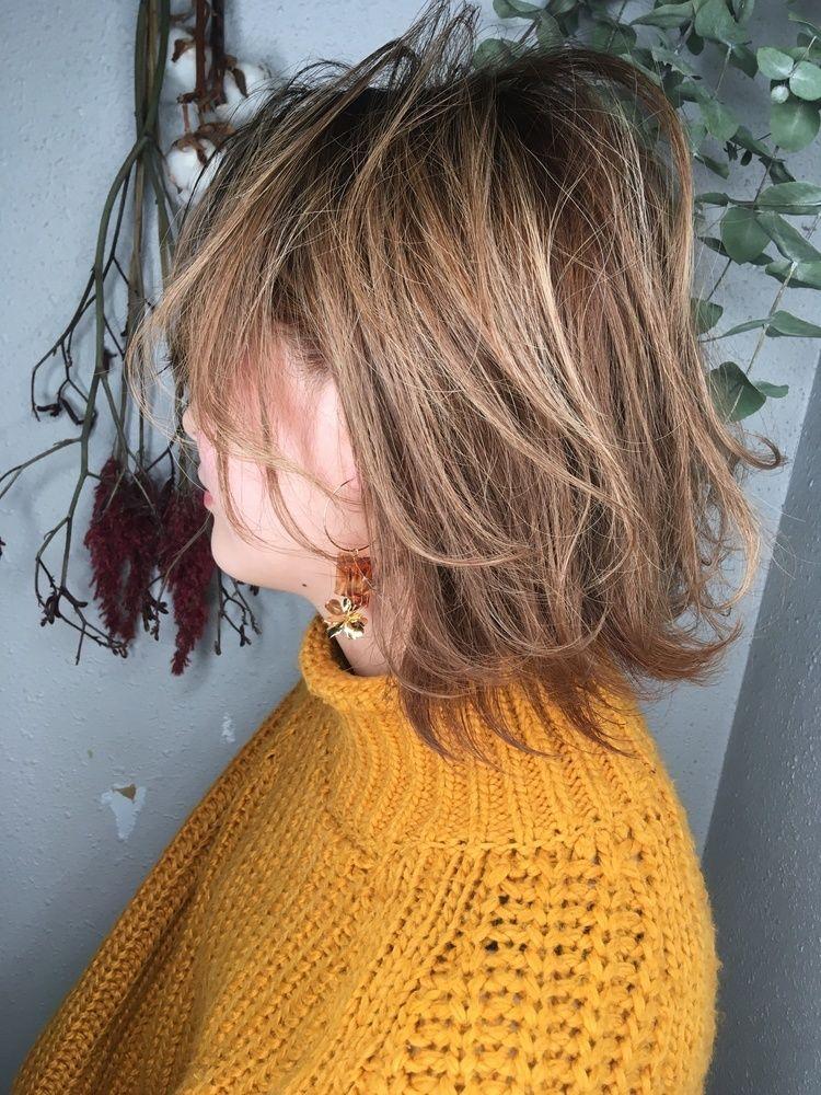 自分の 髪の長さの名前 を判別 レングス別の基準を写真で ショート ロングまで Yotsuba よつば 2021 秋 ヘアスタイル 髪の 長さ 髪型