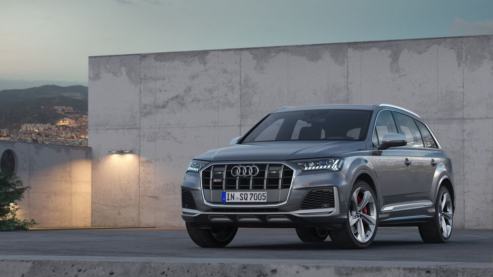 2020 Audi Sq7 What We Know So Far In 2020 Audi Tdi Facelift