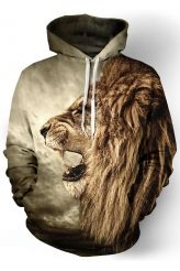King of Lion Hoodie