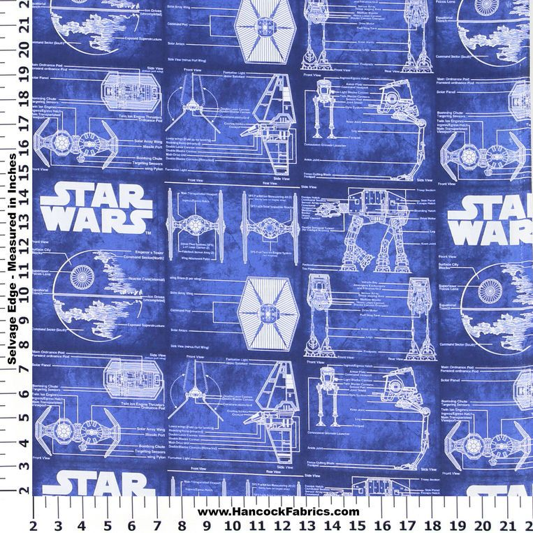 Star wars episode vii blueprint cotton fabric licensed cotton star wars episode vii blueprint cotton fabric licensed cotton prints malvernweather Images