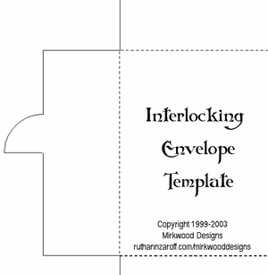 Create Customized Envelopes In Microsoft Word Envelope Template Envelope Design Templates