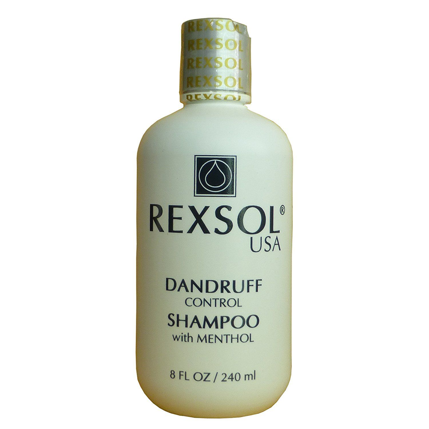 REXSOL Dandruff Control SHAMPOO with MENTHOL ** Check out