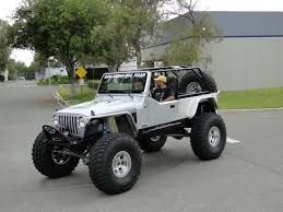 Image Result For Jeep Lj On 40s Trimmed Fenders Jeep 2006