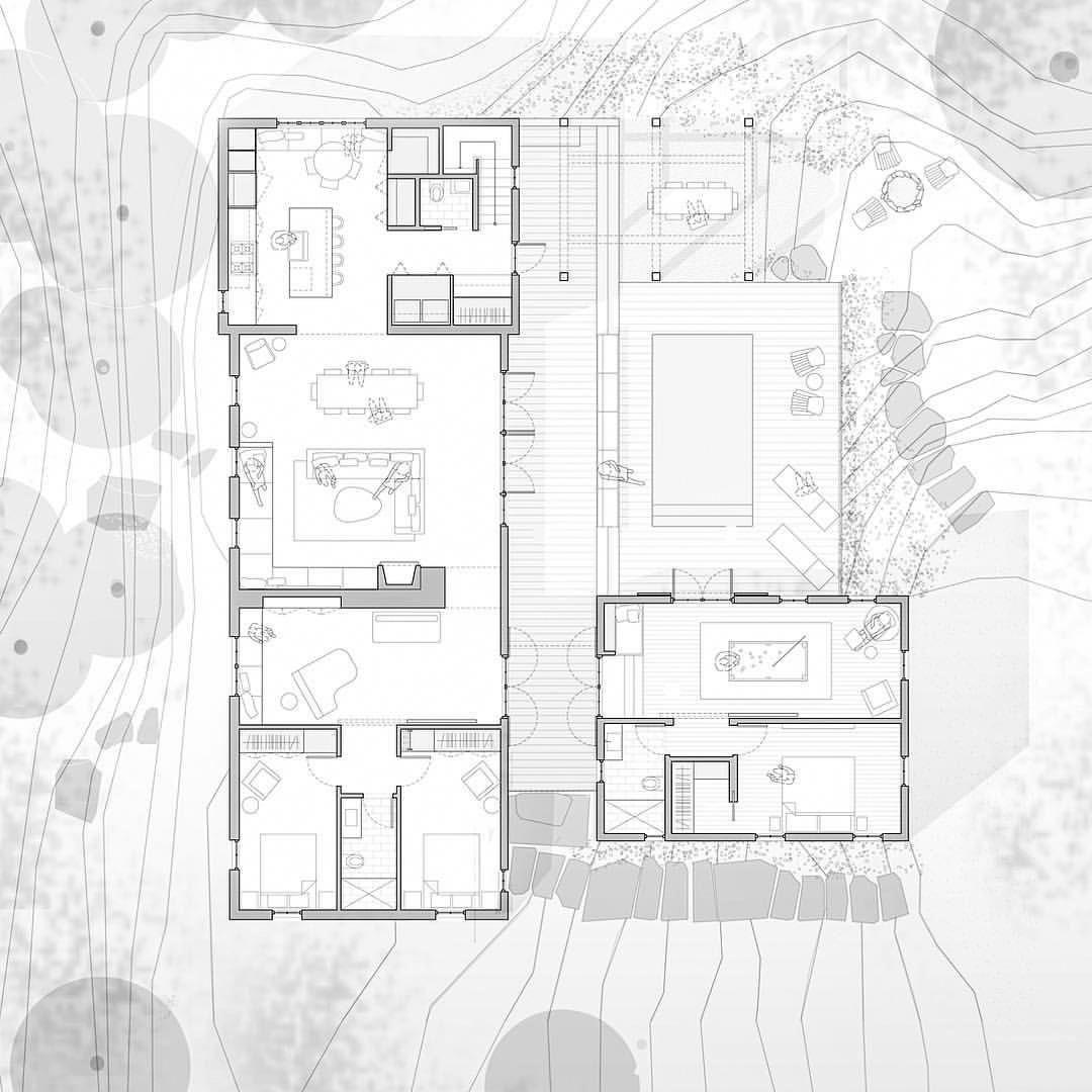 Landscape Gardening Ideas Decking Architectural Floor Plans Architecture Panel Floor Plans