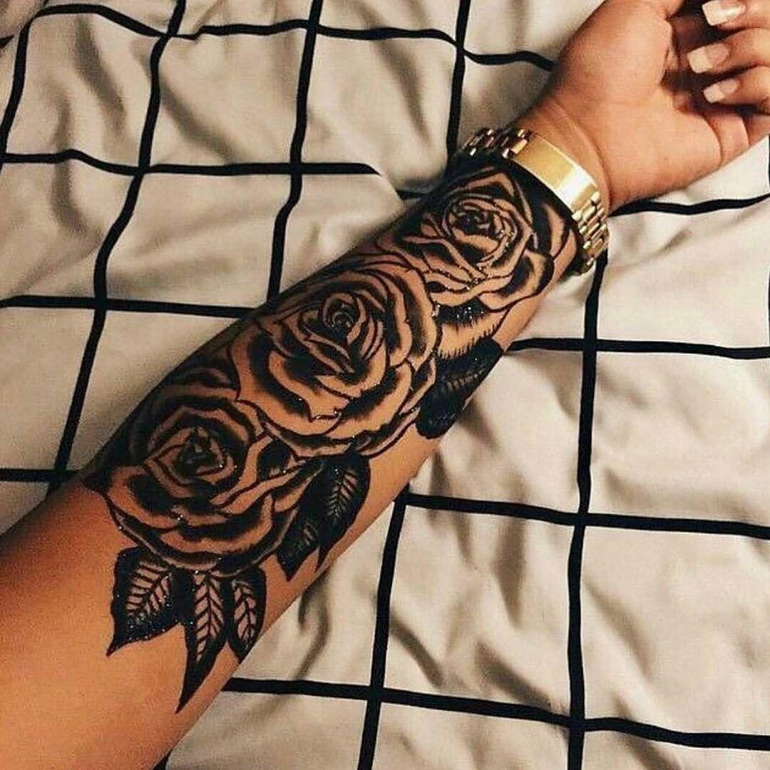 Un Superbe Tatouage Qui Peut Faire Pour Homme Ou Pour Femme