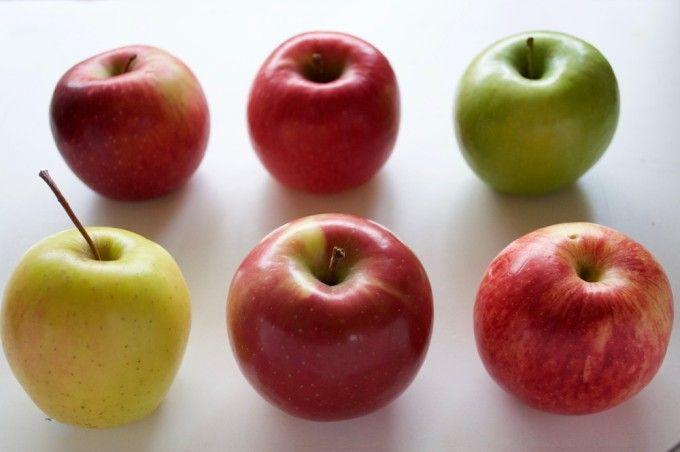 シドニーで売っている林檎