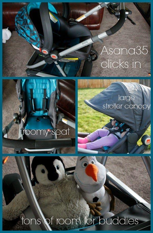 GB Evoq Review Travel system, Stroller, Baby gear