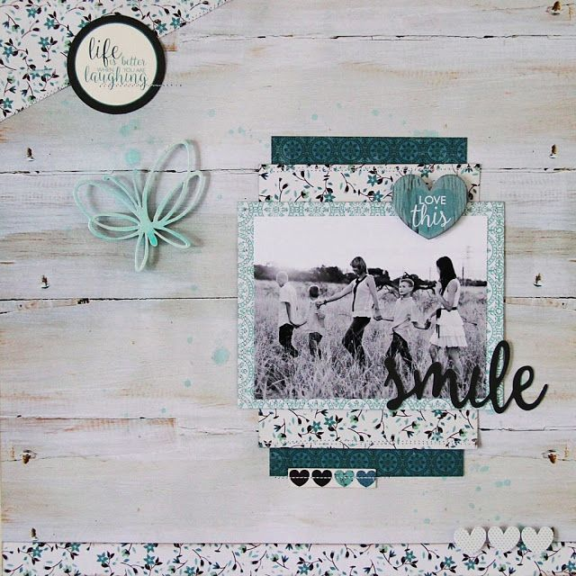 All About Scrapbooks Australia Kaisercraft Sea Breeze Love This