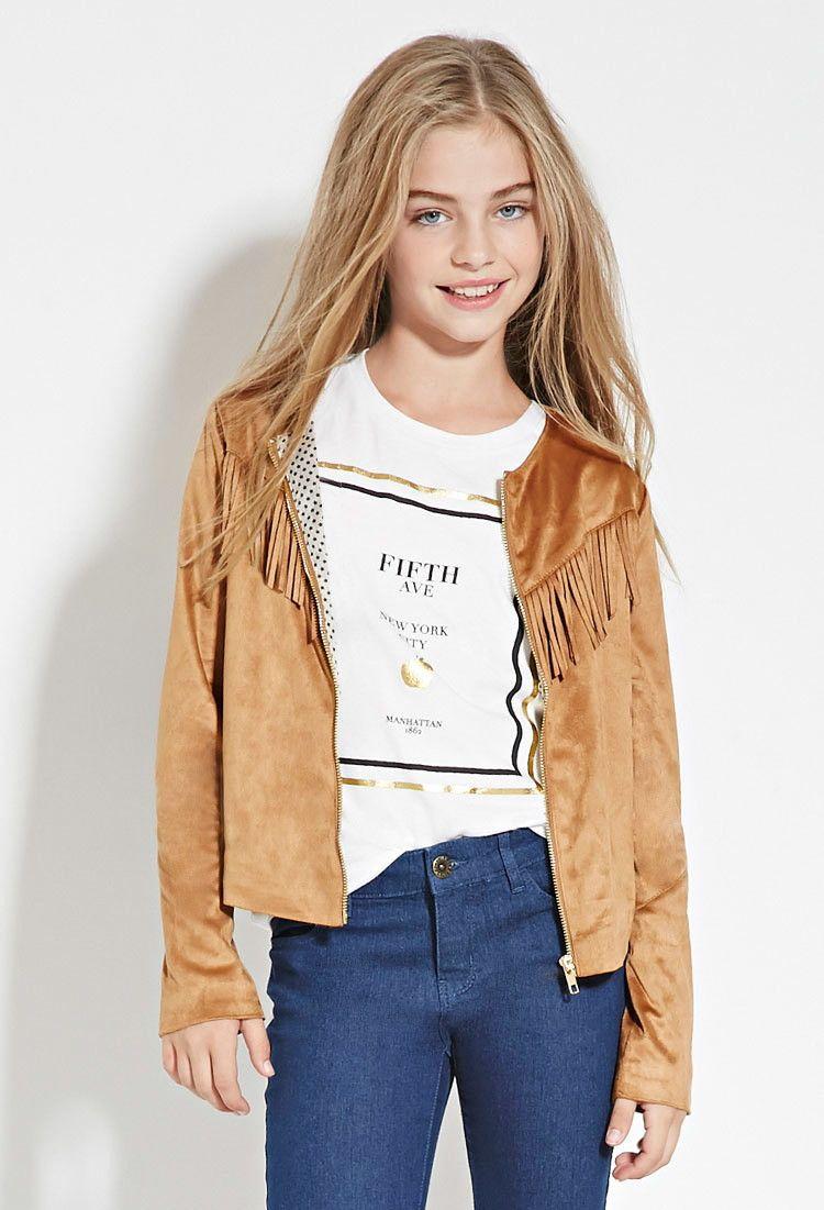 66ef720b2 Conjunto d ropa para niñas d 11 años   Looks de adolescentes   Ropa ...