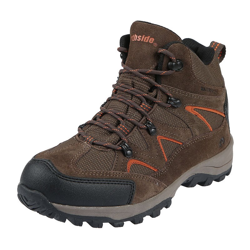 e34750475ea7d Northside Mens Snohomish Hiking Boots Waterproof Lace-up
