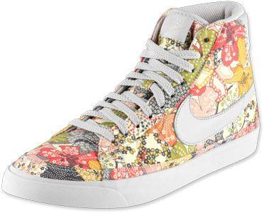 Nike Blazer Mid Premium W Schuhe floral