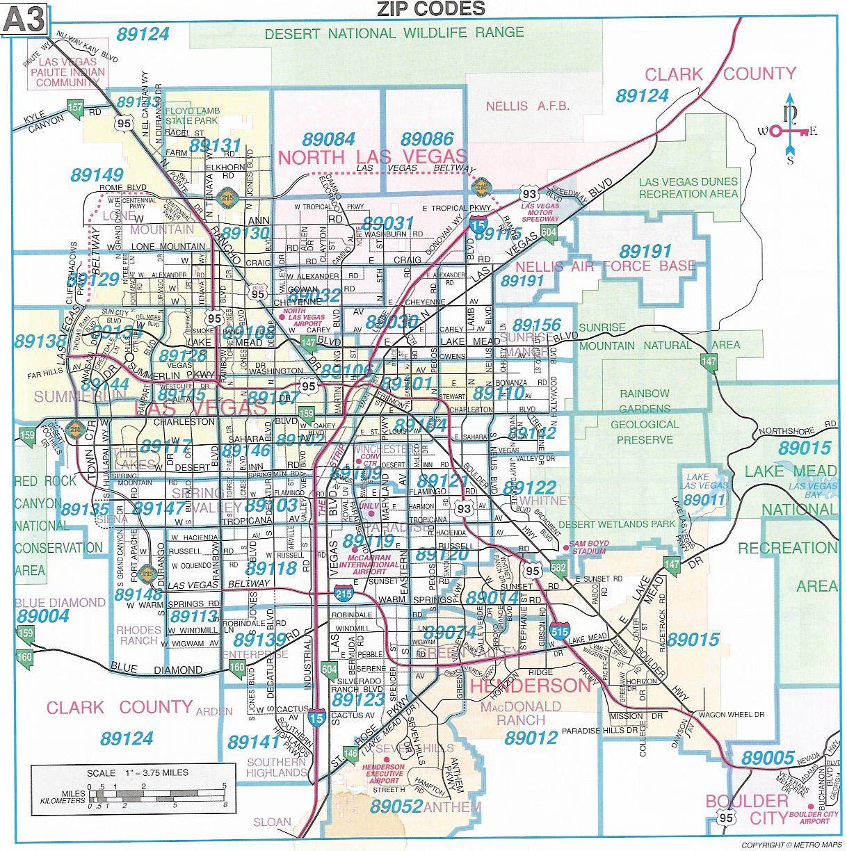 Las Vegas Nv Zip: 1000+ Images About Las Vegas Maps: Historical On Pinterest