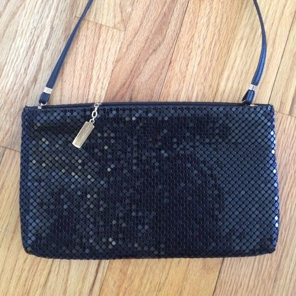 Whiting and Davis , like new Black mesh metal .Make an offer Whiting and Davis  Bags